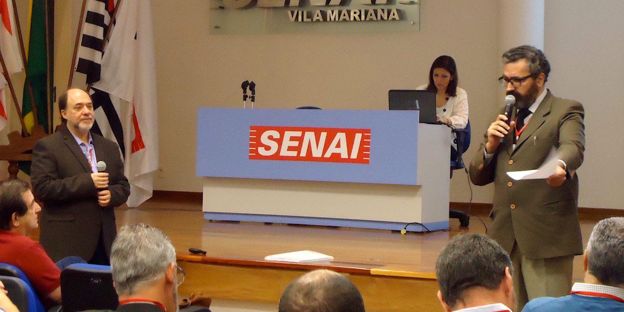 Mesa Redonda no Senai discute curso de Tecnologia