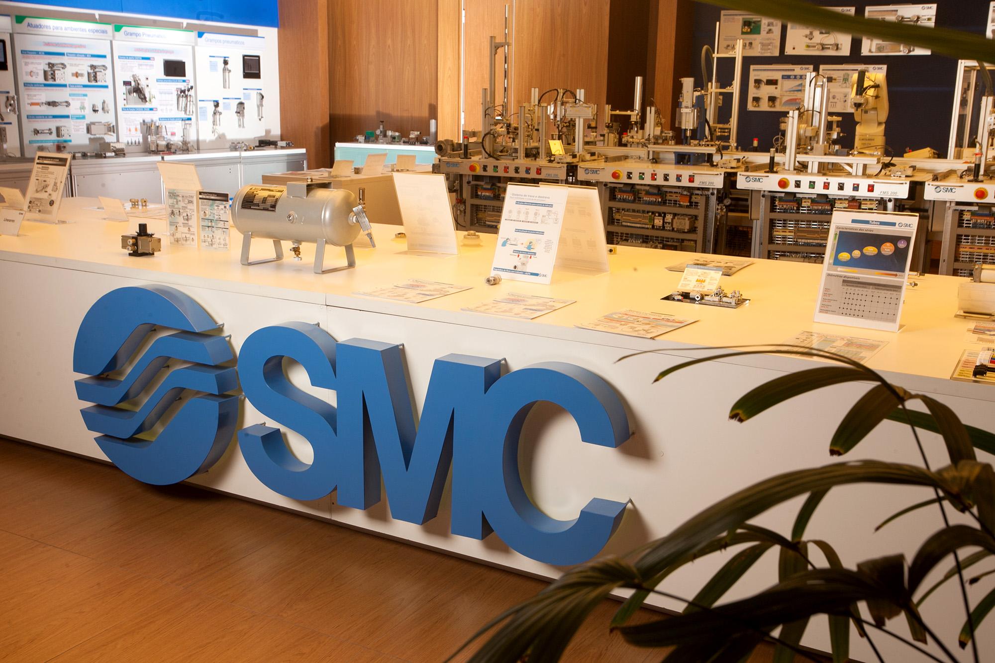 Showroom SMC Brasil