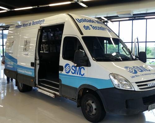 Demo Van - SMC Brasil