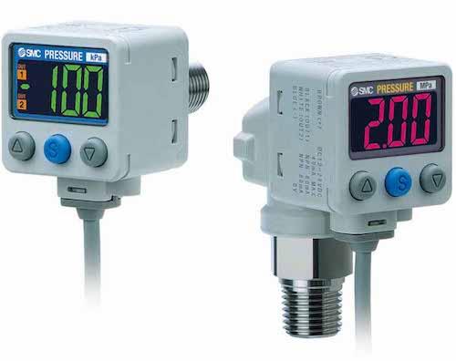 Transmissores de pressão - SMC Brasil