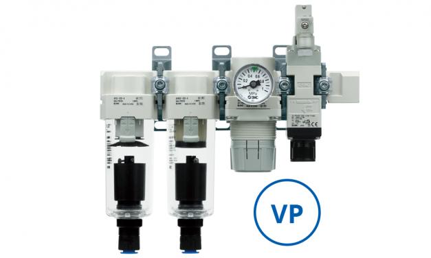 Válvula Shut Off Elétrica Série VP517Y/VP717Y