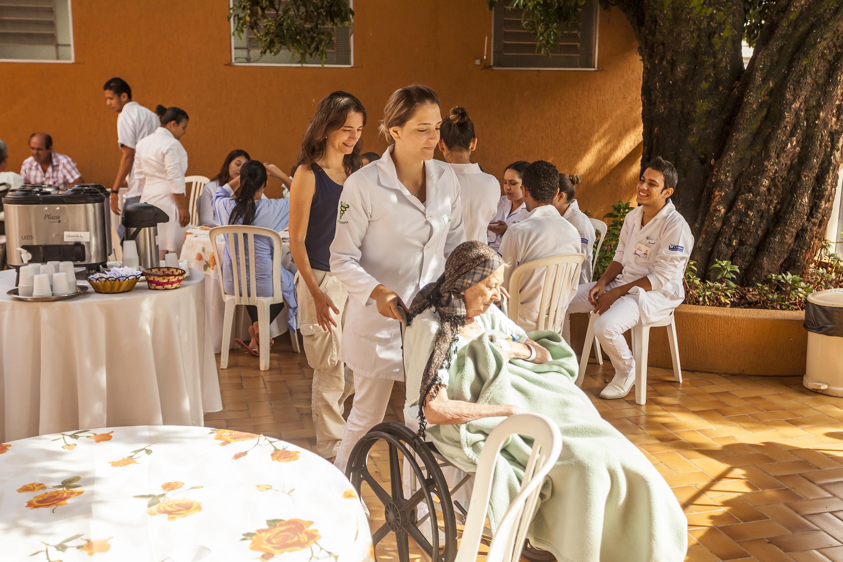Projeto Amparo - Hospital do Câncer de Barretos