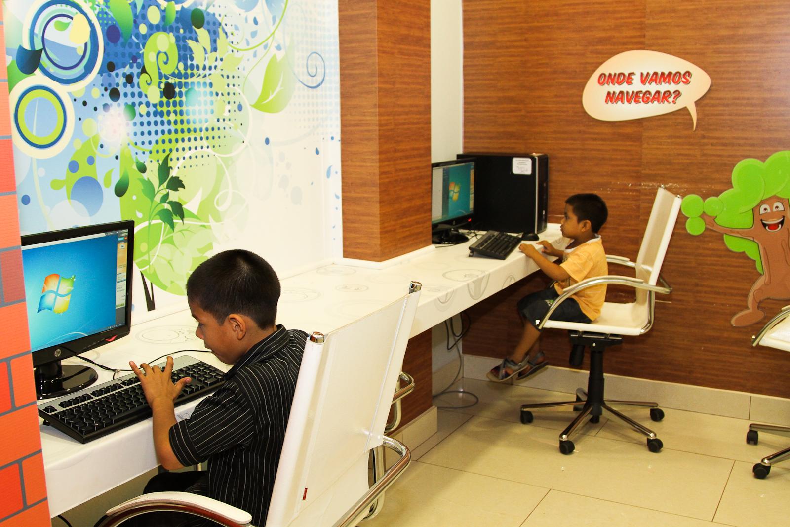 Projeto Cuidar - Hospital do Câncer de Barretos - Espaço Familiar