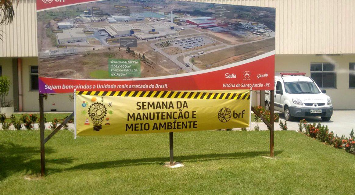 SMC marca presença na Semana de Manutenção da BRF
