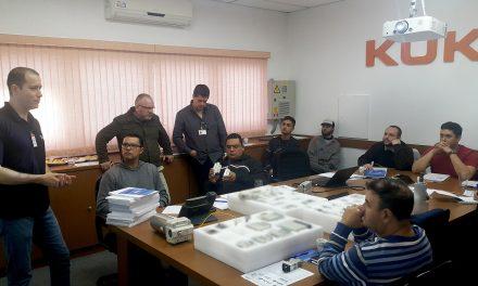 Evento na Kuka destaca novas tecnologias
