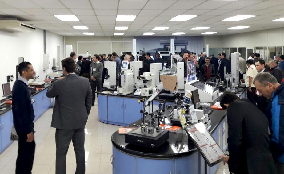 Workshop Mitutoyo - SMC