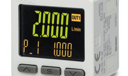Transdutor de vazão PFMB