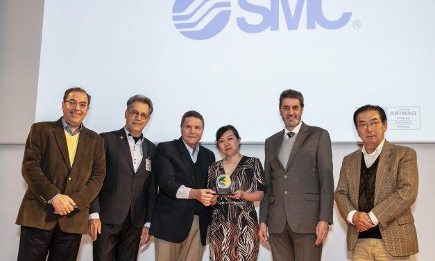 SMC recebe Troféu Manufatura Avançada da ABIMAQ