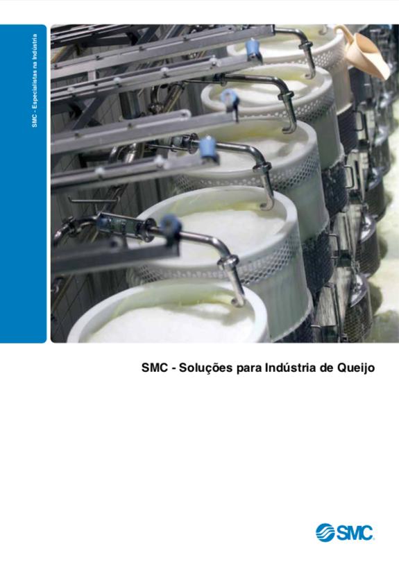 Soluções para indústria do queijo - SMC Brasil