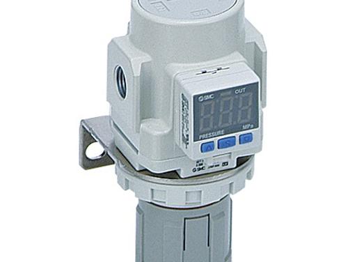 Pressostato digital ISE35
