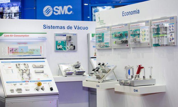 SMC recebe mais de 3.700 visitantes na EXPOMAFE 2019
