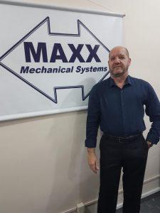 Robson Luiz Rossato - Diretor Maxx Mechanical parceiro SMC