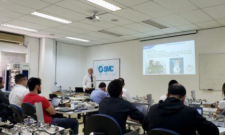Novos treinamentos da SMC têm foco na aplicação dos produtos