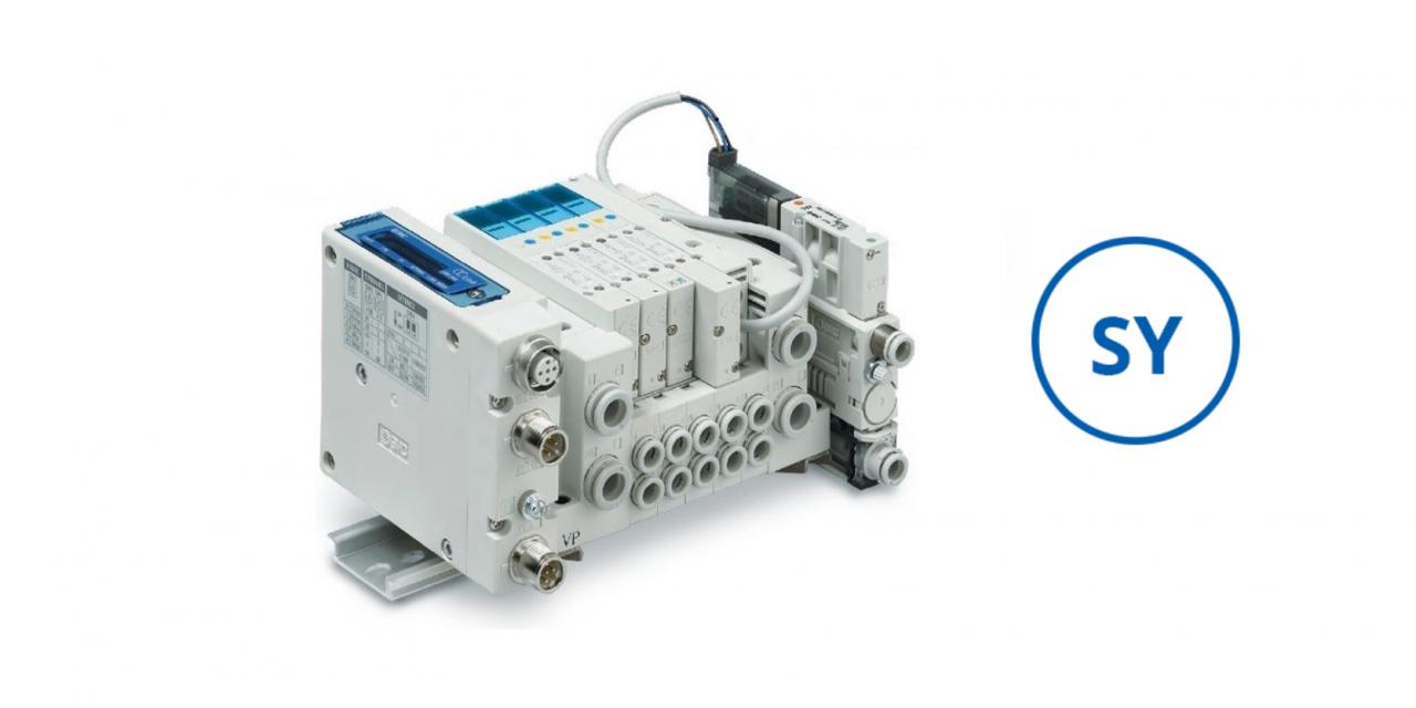 Válvulas solenoides servo pilotadas – Série SY <br> Economize na conta de energia elétrica
