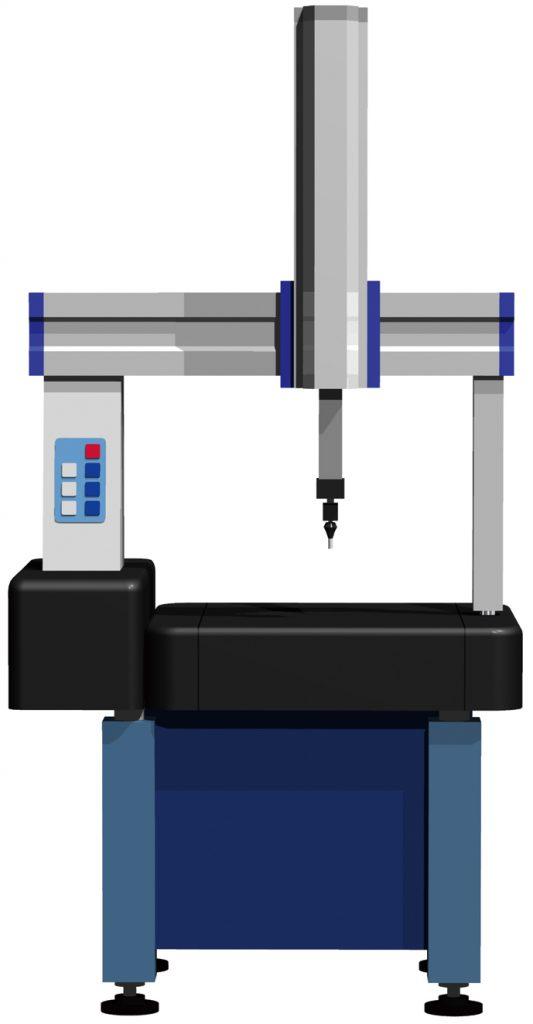 Máquinas de Medição por Coordenadas - SMC