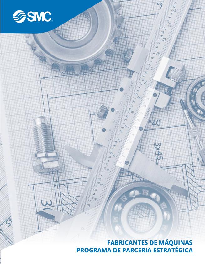 Fabricantes de Máquinas - Programa de Parceria Estratégica