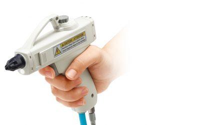 Pistola de ar: a nova versão dos ionizadores SMC