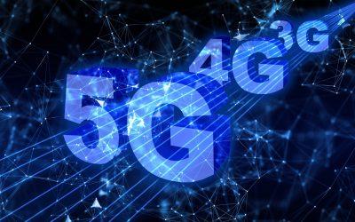 Comunicação em tempo real: o futuro da automação industrial com a rede 5G