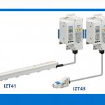 Os mais recentes ionizadores com controladores remotos da SMC