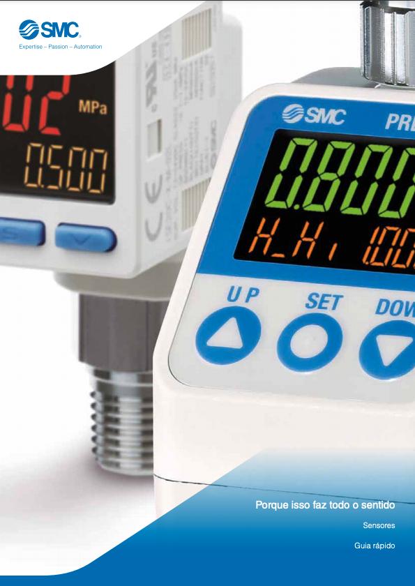Catálogo de Sensores   SMC