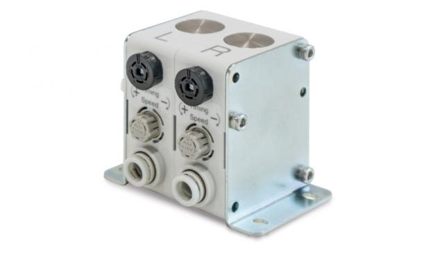 Controlador de Desaceleração DAS: a solução mais prática para o seu equipamento