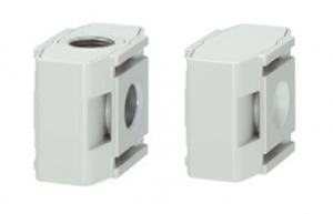 Adaptador de tubulação com derivação das roscas a 90°   SMC