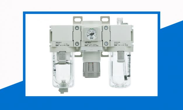Nova unidade de tratamento de ar modular série AC-D